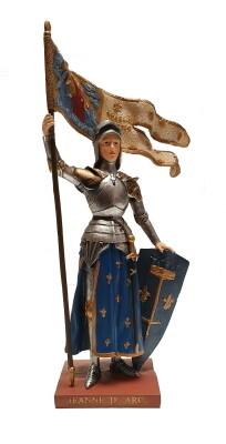 Jeanne D'Arc  27 cm