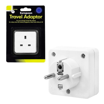 Europese Travel Adaptor