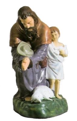 Herder en kind KER-ELM307-55-17