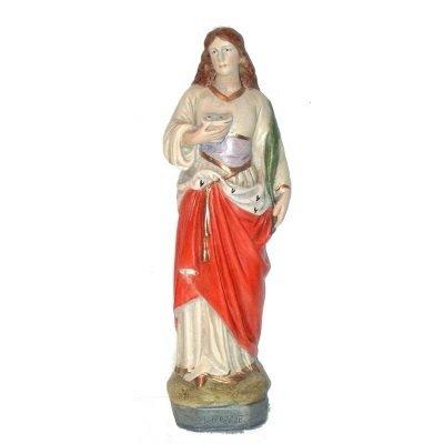 Lucia 30 cm Franse Steen
