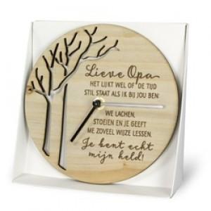 Lieve Opa - Good Times KLOK