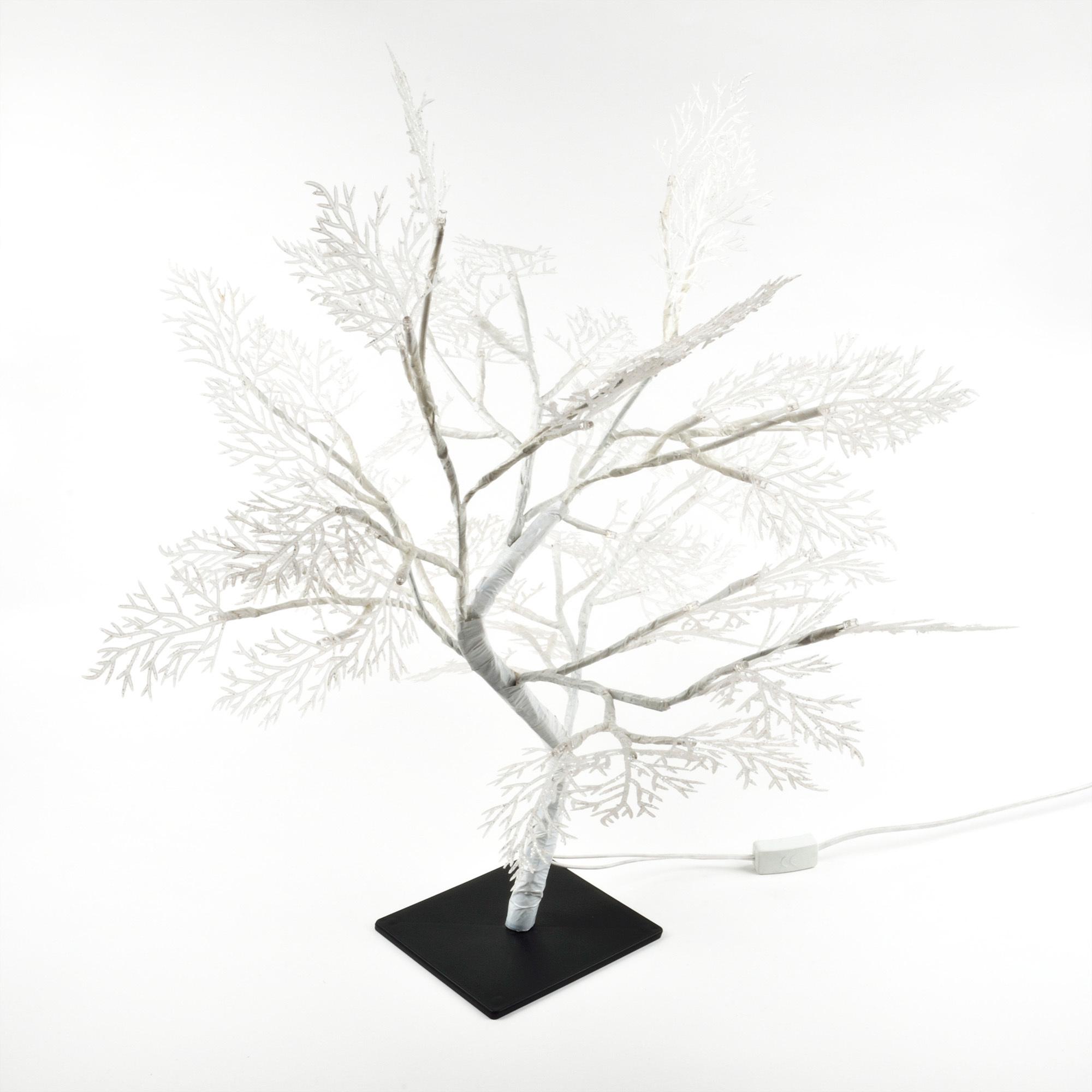 Дерево светодиодное Морозко ULD-T3550-054-SWA WHITE-BLUE IP20 FROST