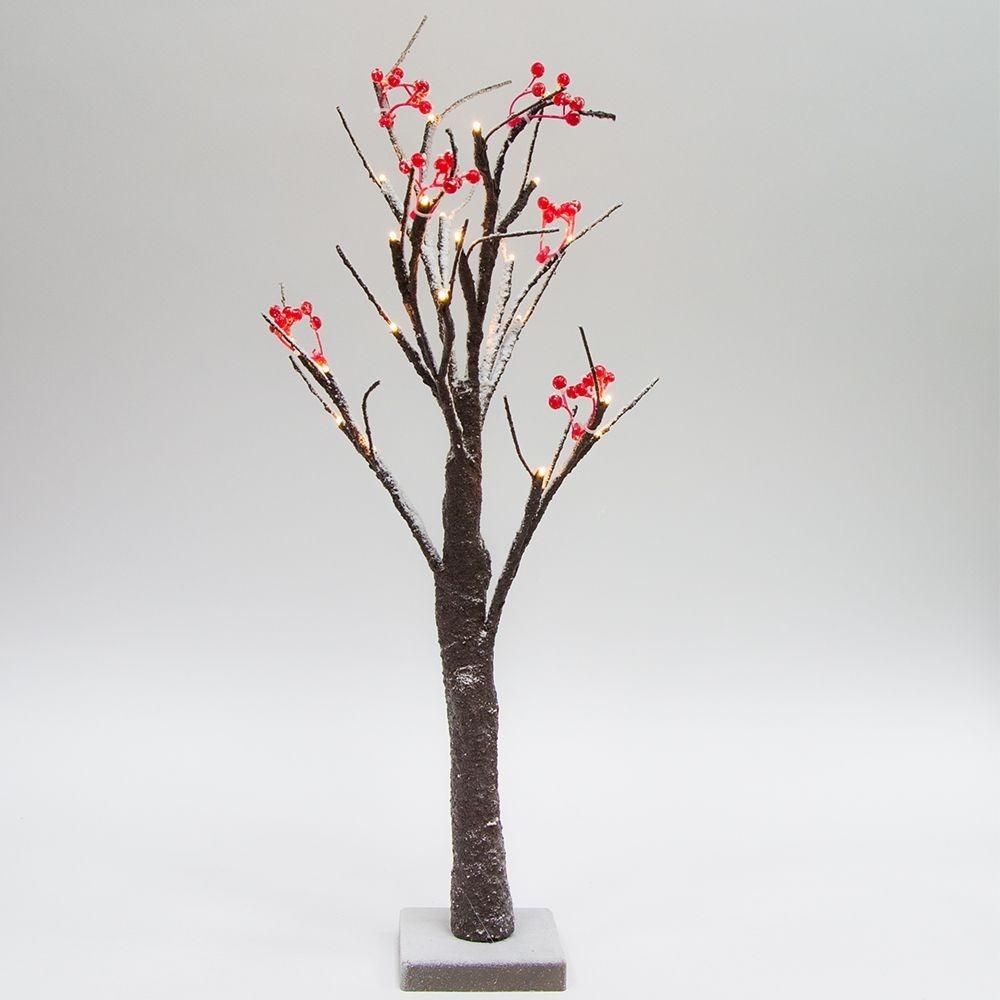 Дерево светодиодное с ягодами LT042