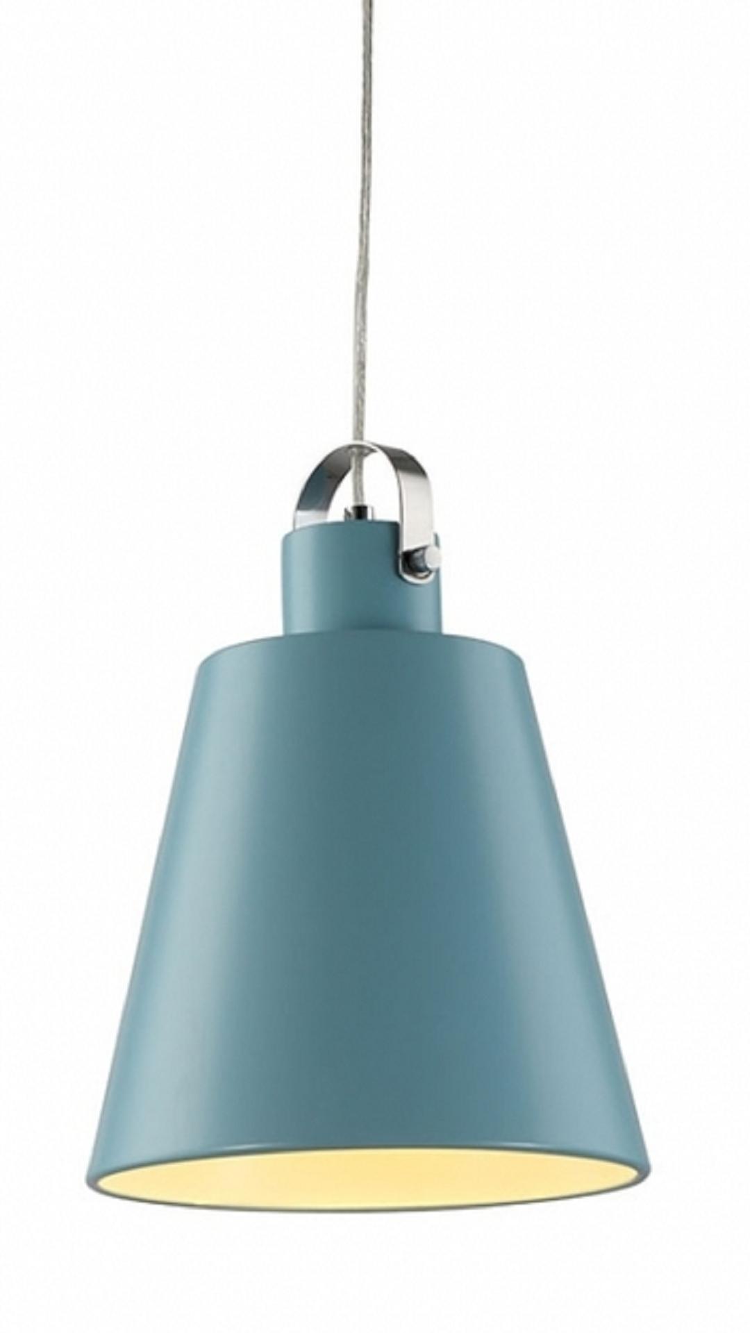 Светодиодный св-к подвесной 5W 4200К Голубой