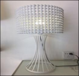 Настольная лампа T8865 WT