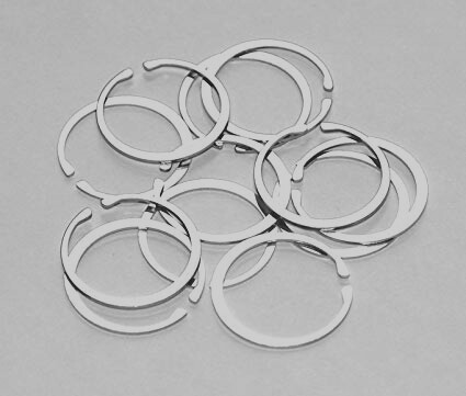 Bolt gas ring (5 sets of 3)
