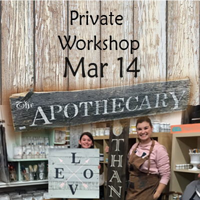 Open Night of rustic making Mar 14 (PRIVATE)