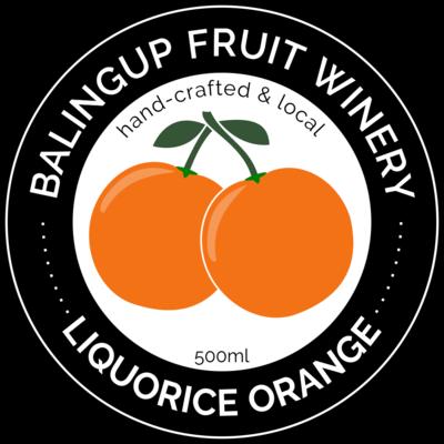 Liquorice Orange