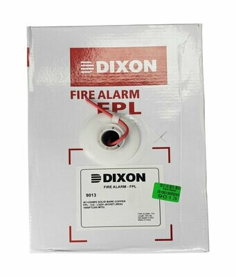 CABLE FPL 4X22 AWG DIXON 9013