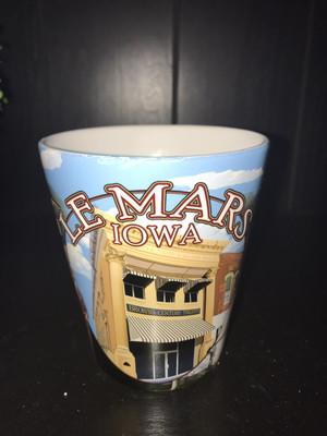 Le Mars Latte Mug