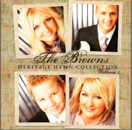 Heritage Hymns Vol. 1 - CD