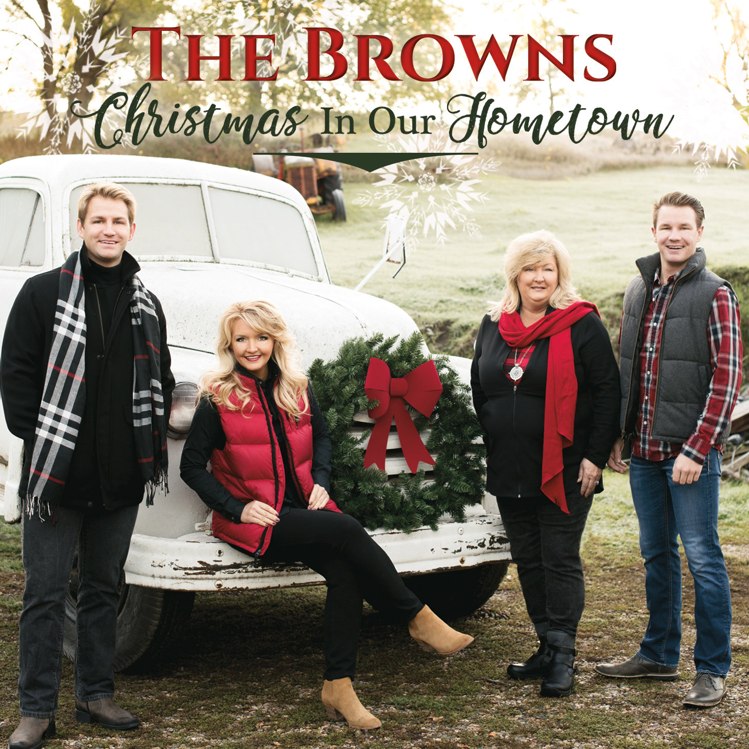 Christmas In Our Hometown - CD