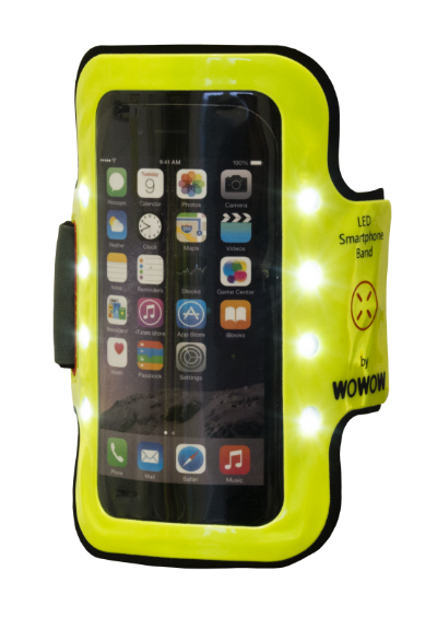 WOWOW Smartphone Armband 3.0 Led