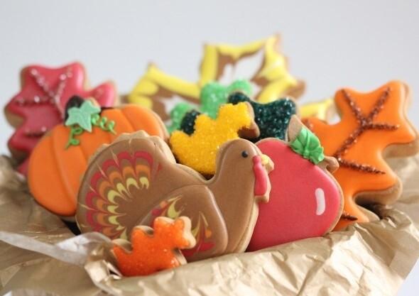'Thanksgiving' Decorating Workshop - TUESDAY, NOVEMBER 19th at 6:30 p.m. (KIEPERSOL'S SALT KITCHEN)