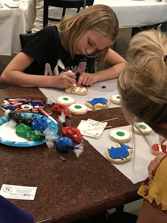 LARGE BIRTHDAY IN STUDIO (7-10 Children) DEPOSIT