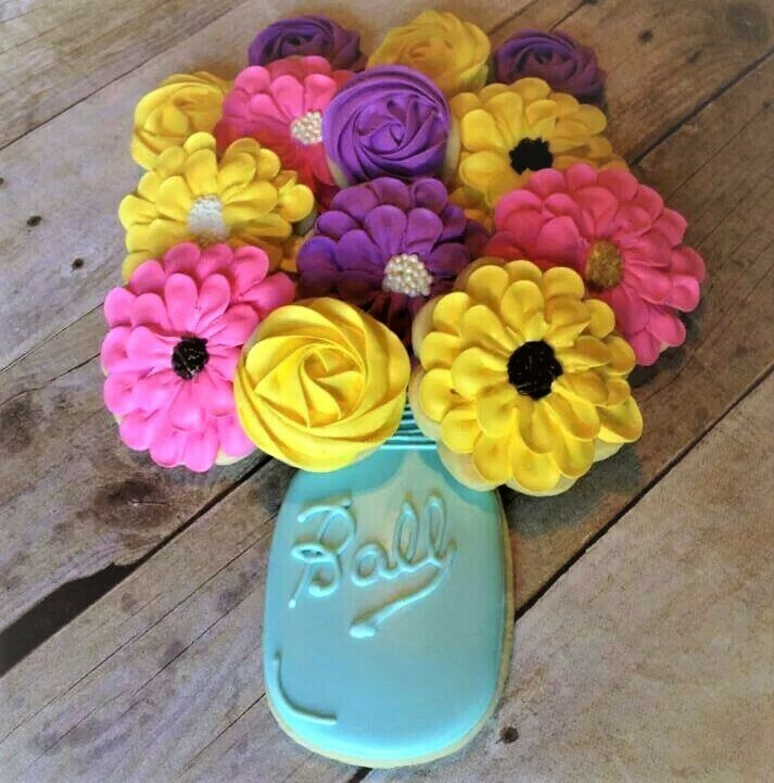 'Mason Floral' Decorating Workshop - SUNDAY, MAY 31, 2020 at 3:30 p.m. (THE POTPOURRI HOUSE)