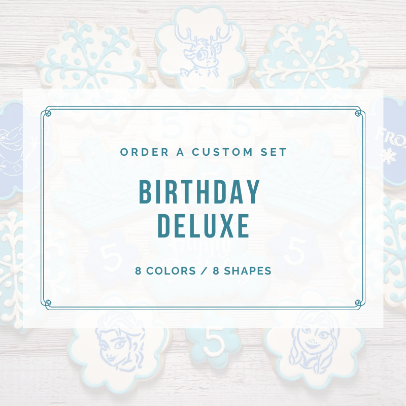 BIRTHDAY DELUXE CUSTOM (2 DOZEN)