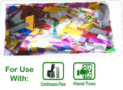 Bulk Metallic Confetti (Any Color) 00001