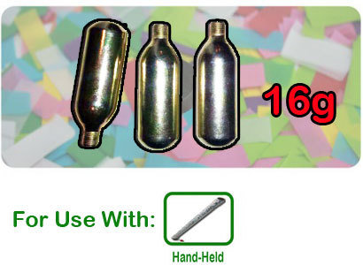 16g Threaded Co2 Cartridge 00008