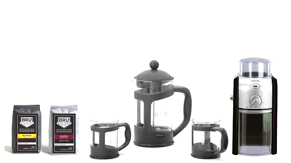 French Press Combo