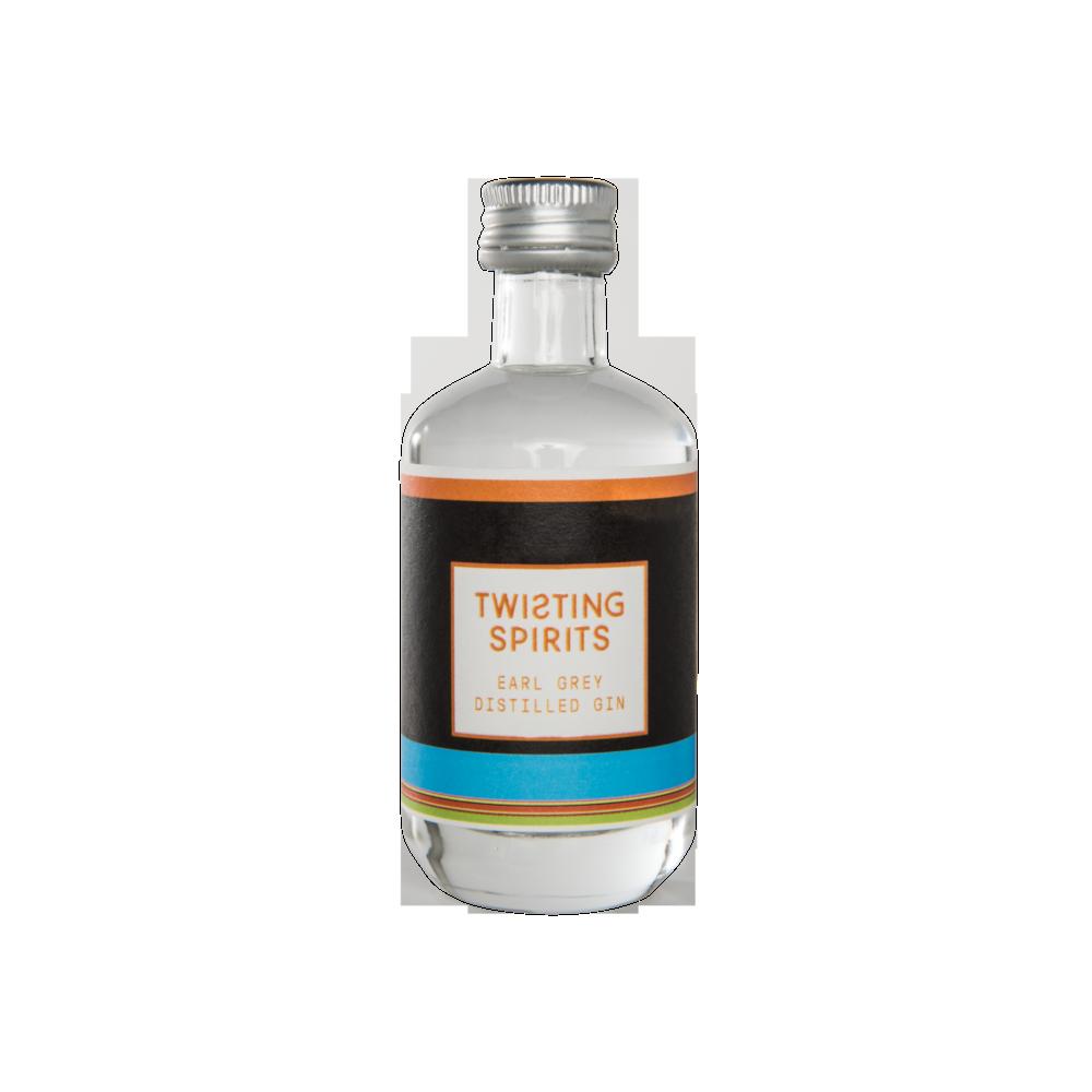 Earl Grey Distilled Gin 41.5% ABV 5cl