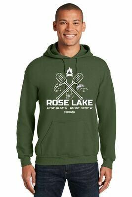 Rose Lake Hoodie