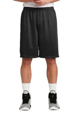 Sport Tek Long Posi Charge Classic Mesh Short