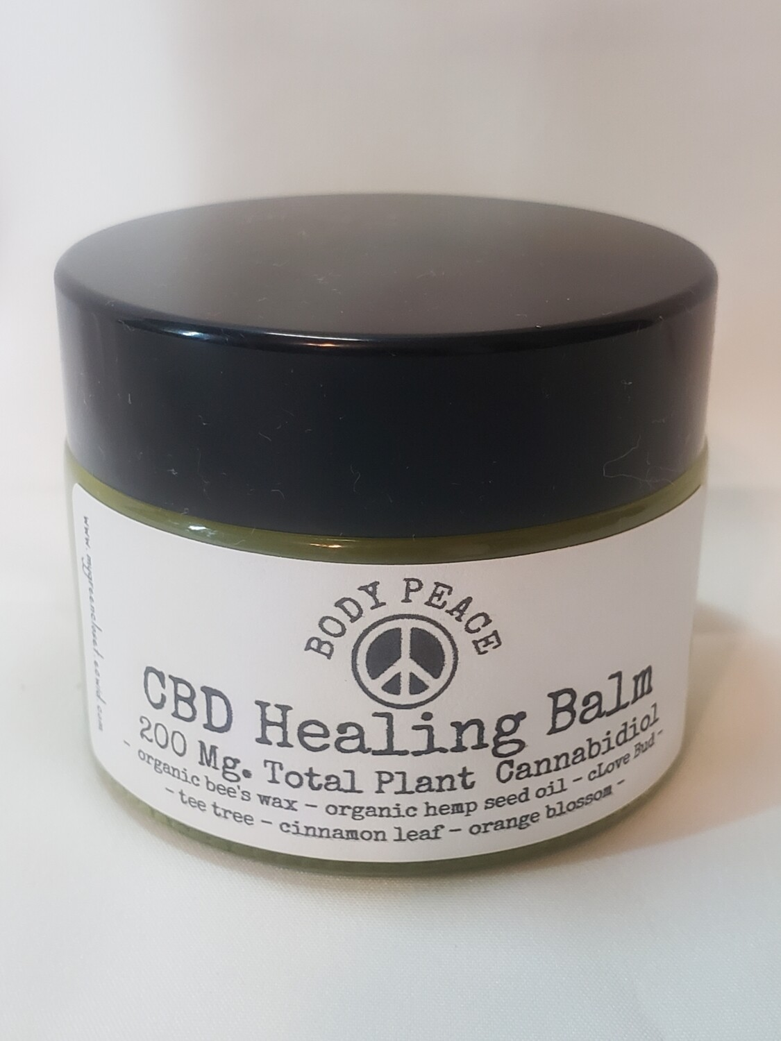 200mg Total Plant Hemp Extract  Healing Salve  * voted #1 in Pain Relieving topicals*