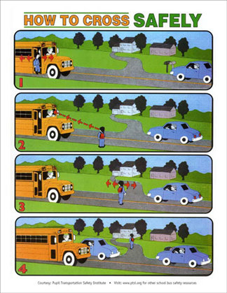 Safe Crossing HANDOUT (for students)