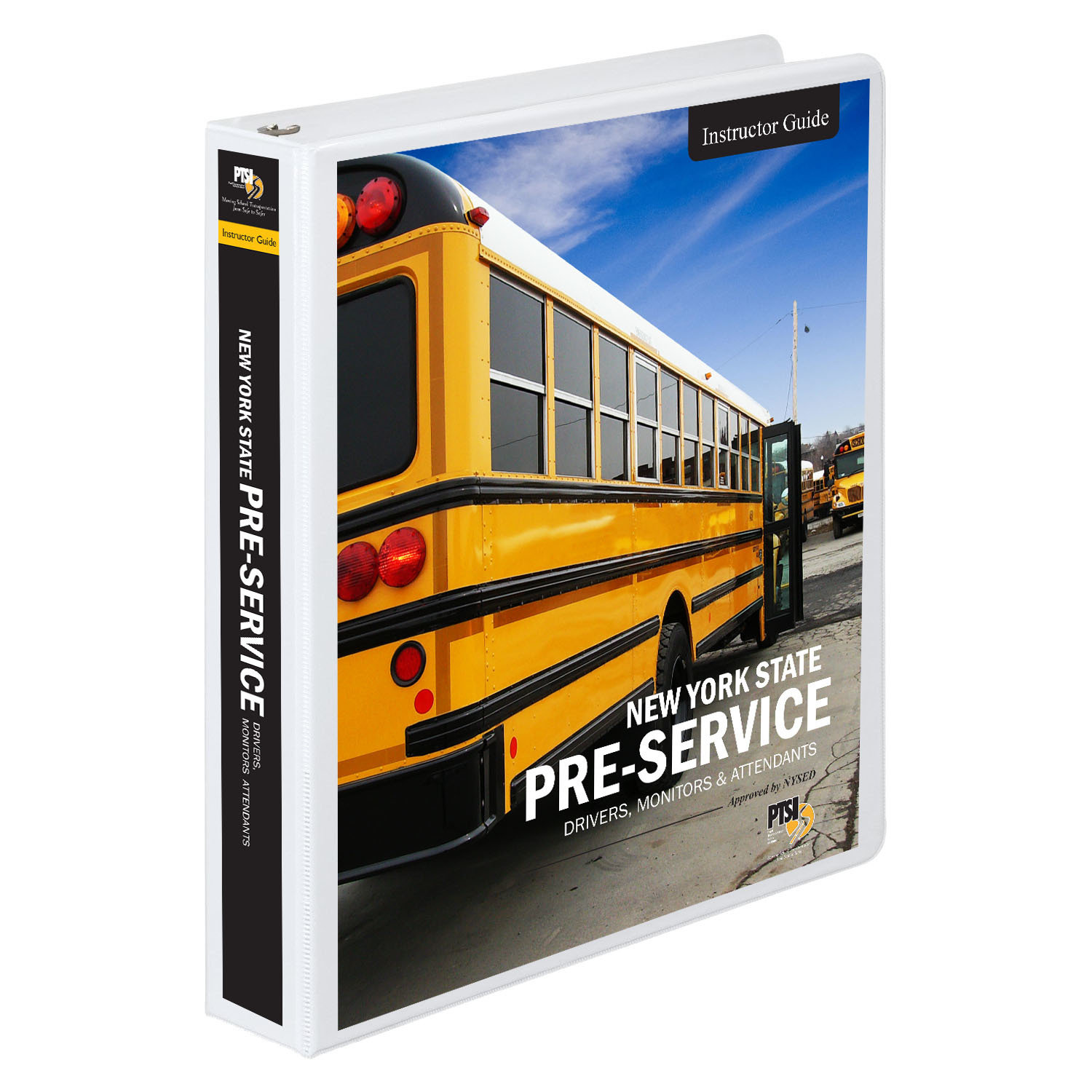 NYS PRE-SERVICE for Drivers, Monitors & Attendants Instructor Guide