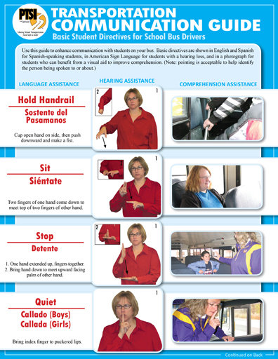 Transportation Communication Guide