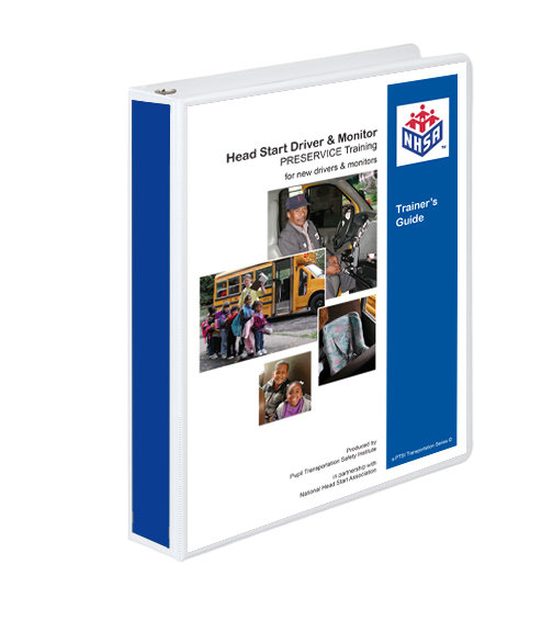 Head Start PRESERVICE Driver and Monitor Training Package