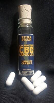 10mg Full Spectrum Capsules