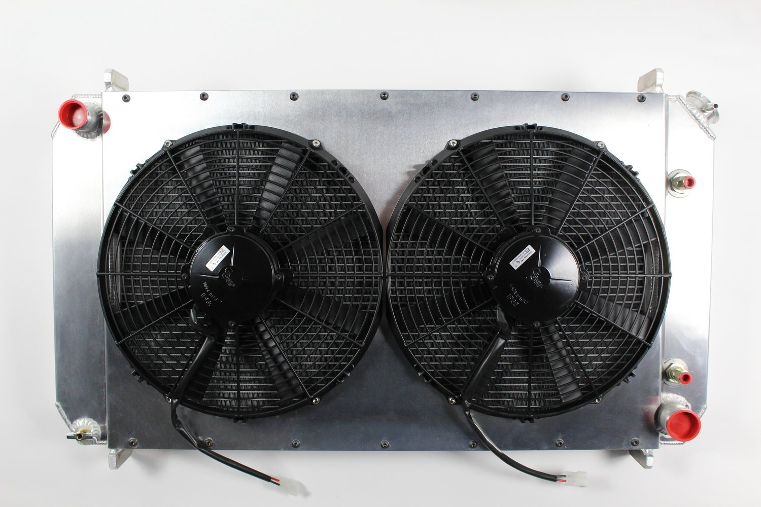 Fluidyne C10 Radiator + Fan Package