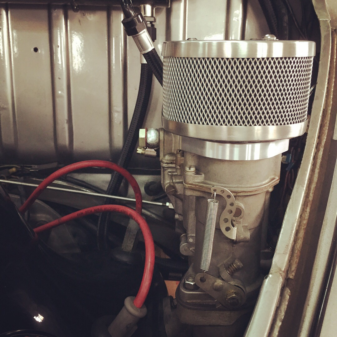 Weber IDA Air Filter