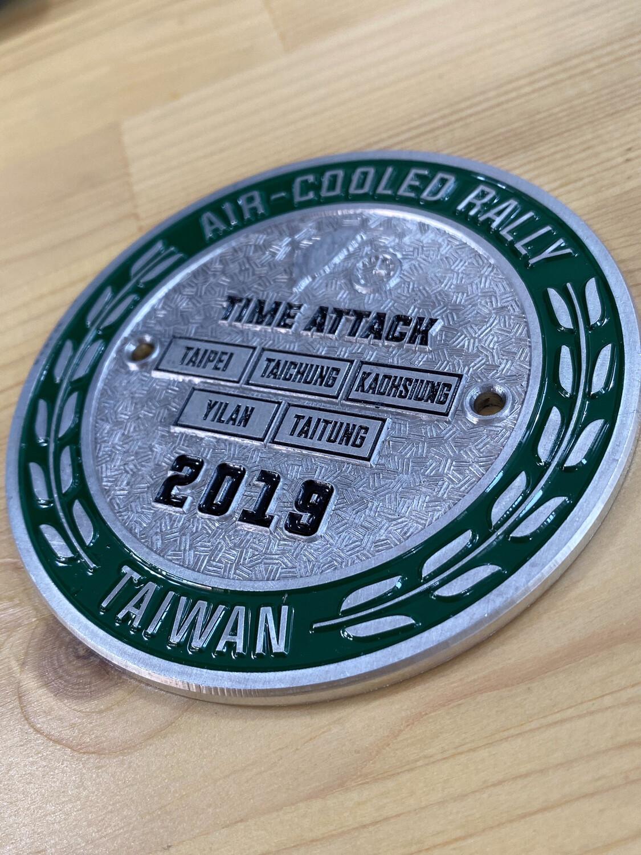 2019 Rally Badge