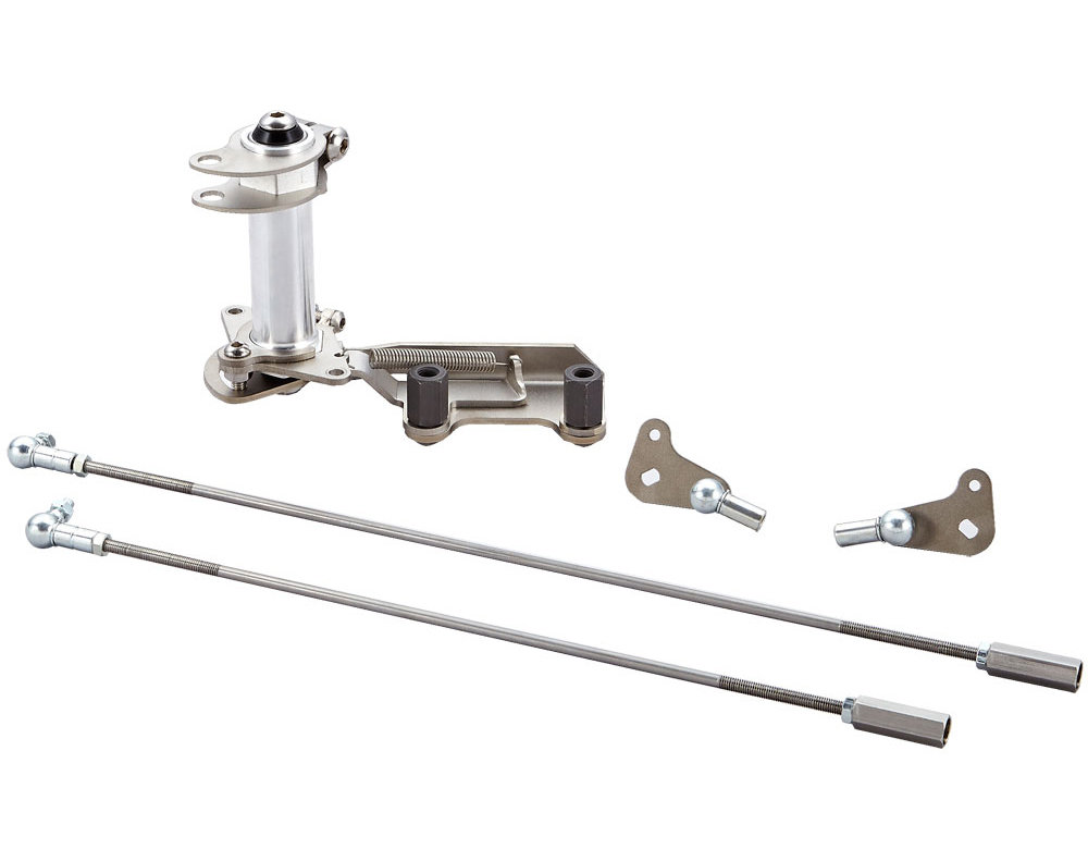 Best Linkage for Weber IDF / DRLA for Type 1 engine with Standard Fan Housing