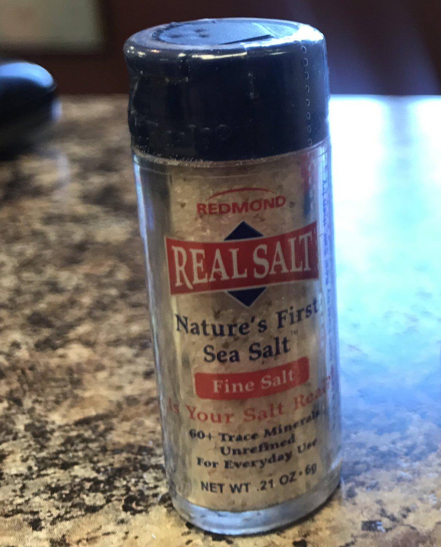 Redmond Ancient Fine Sea Salt
