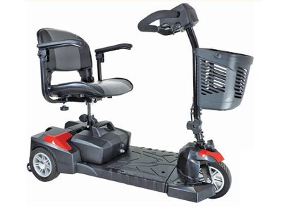 Drive Electric Scooter Scout 3 DLX, 3 Wheels No taxes & Free Shipping in Canada