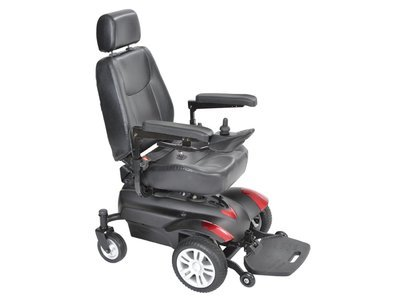Scooter Drive Titan 18CS, 4 Wheels No Taxes & Free Shipping in Canada
