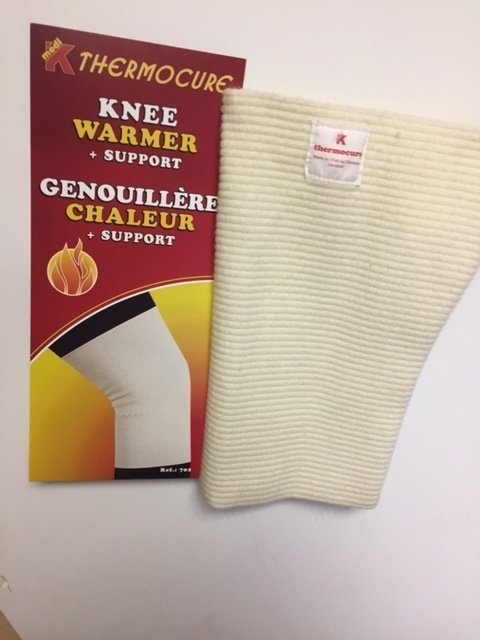 Knee Warmer  80% Wool