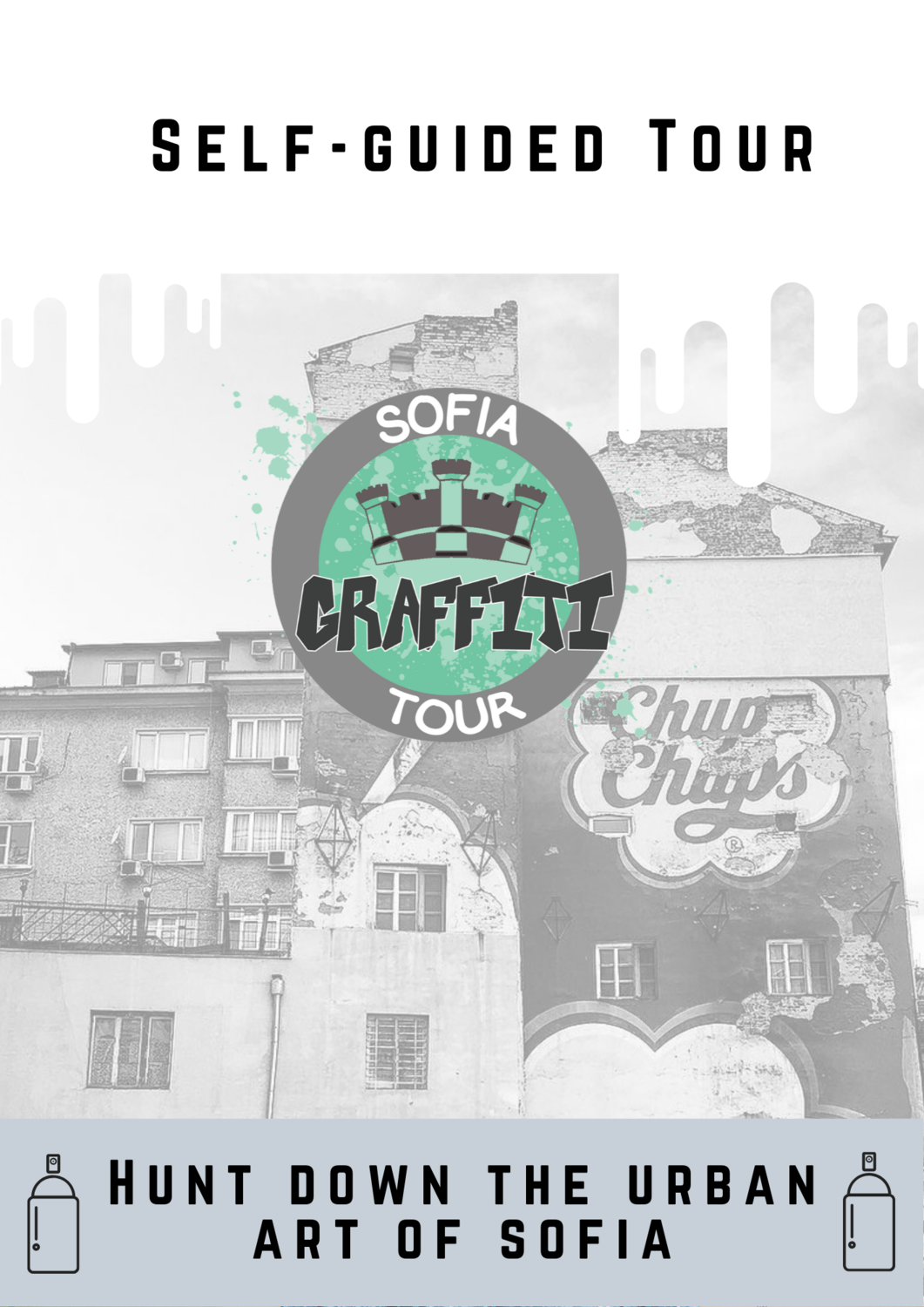 Self Guided Graffiti And Street Art Tour