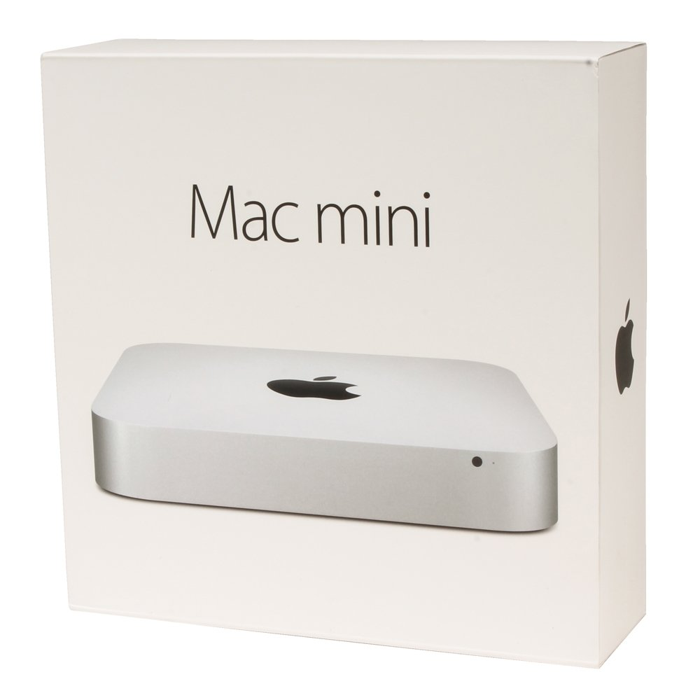 Apple Mac mini MGEM2LL/A Intel Core i5 500GB HDD 4GB Ram Desktop