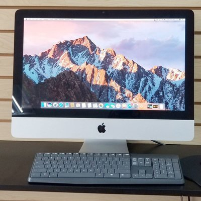 Apple iMac 21 inch Desktop Computer