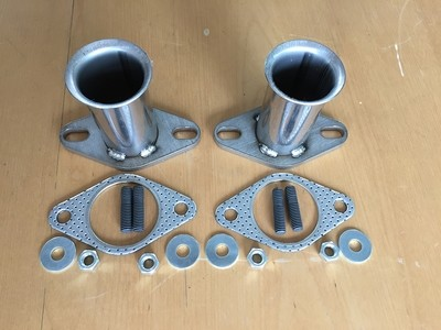 209, 210 T2A FLARE FLANGES