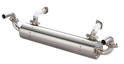 SUPERFLOW VW THING EXHAUST SYSTEM