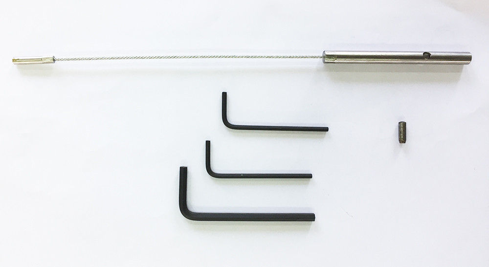SHIFTER REVERSE CABLE SET