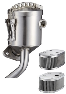 PRO SPORTS OIL FILLER ONE AIR VENT WITH TWIN WEBER IDF AIR FILTER FOR TYPE 1 ENGINE 40HP~1600CC UP