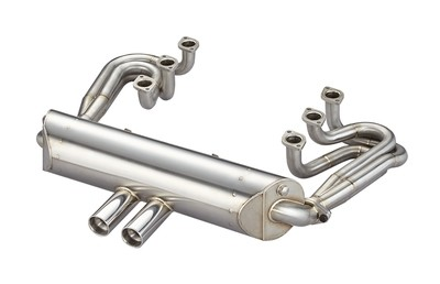 48MM MERGE COMP 904 EXHAUST SYSTEM FOR EARLY 911