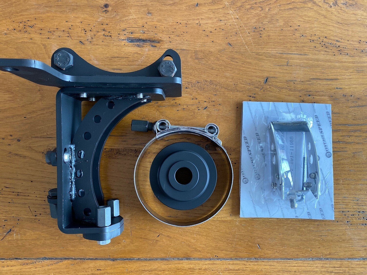TYPE 1 AIR CONDITIONER COMPRESSOR BRACKET FOR MEXICO INJECTION VOCHO